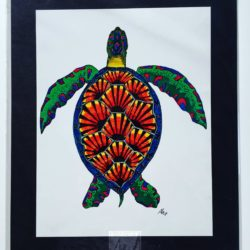 Turtle Print by Alex Willaims