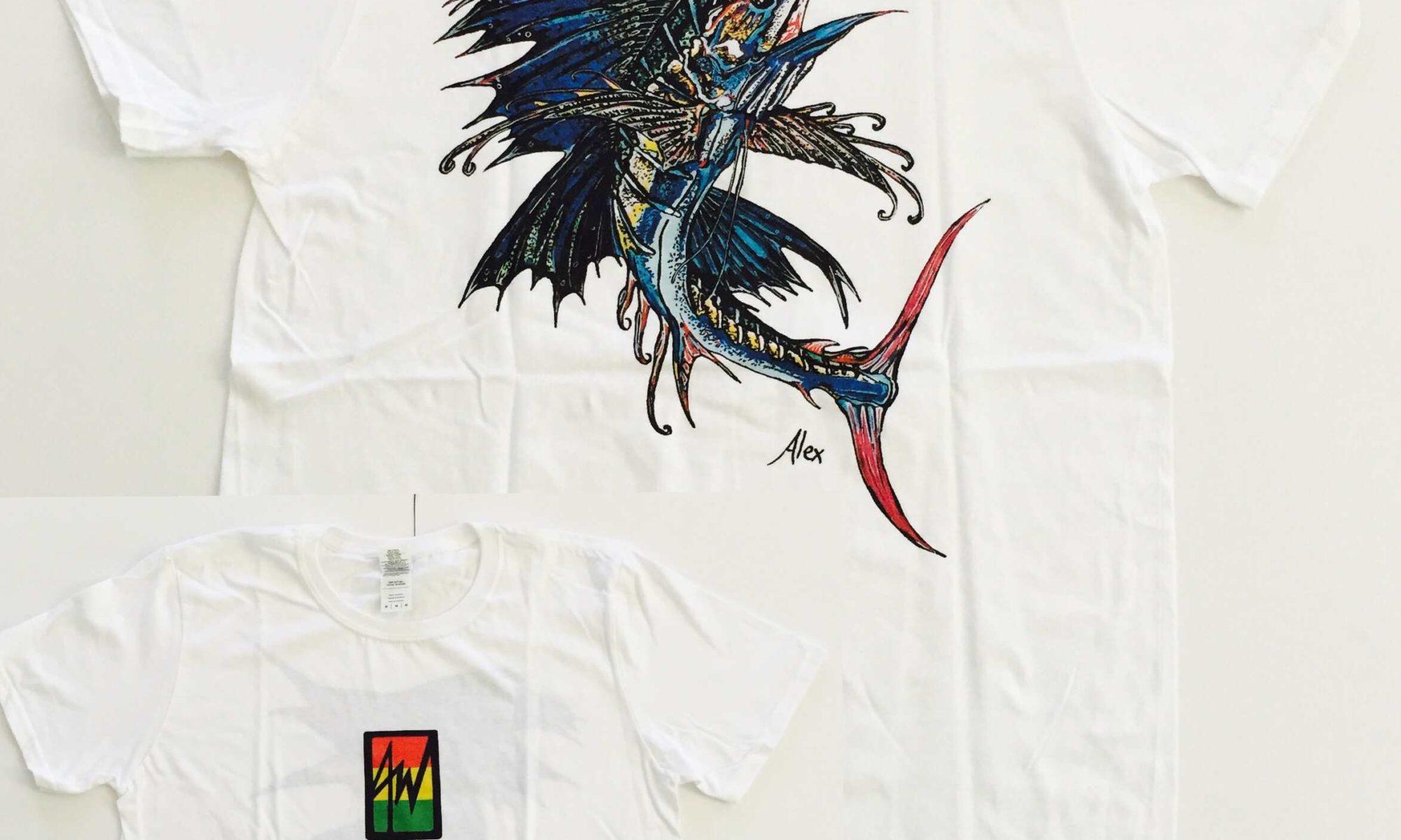 Tshirt Sailfish